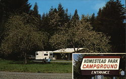 Homestead Park Family Campground