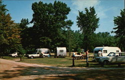 Wilson State Park - Trailer Campground