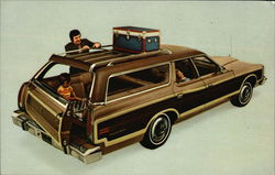 1974 Ford Country Squire