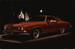 1975 Pontiac Grand LeMans - 2 Door Colonnade Hardtop Coupe