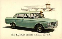 1962 Rambler Classic-6 Deluxe 4-Door Sedan
