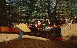 Train at Santa's Village