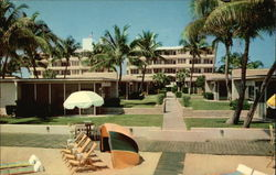 Golden Strand Hotel and Villas Postcard