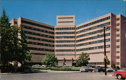 Grace Nw Haven Community Hospital Postcard