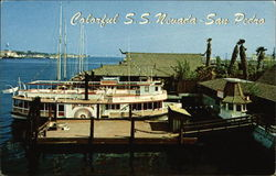 The Colorful SS Nevada