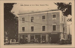 Gale, Dickson & Co.'s Store