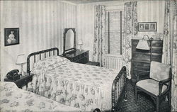 Hotel Queen Anne - Bedroom