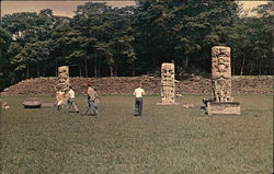 Ruins of Capan, Great Court