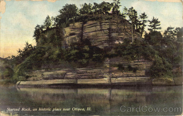 Starved Rock Ottawa Illinois
