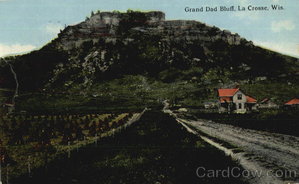 Grand Dad Bluff La Crosse Wisconsin