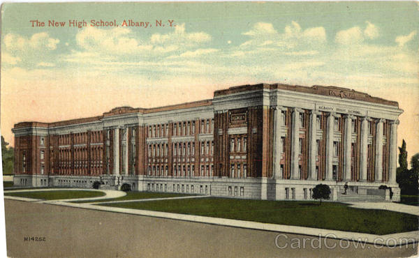 The New High School Albany New York