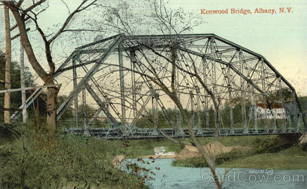 Kenwood Bridge Albany New York