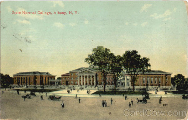 State Normal College Albany New York