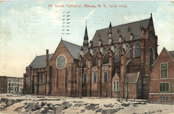 All Saints Cathedral Albany New York