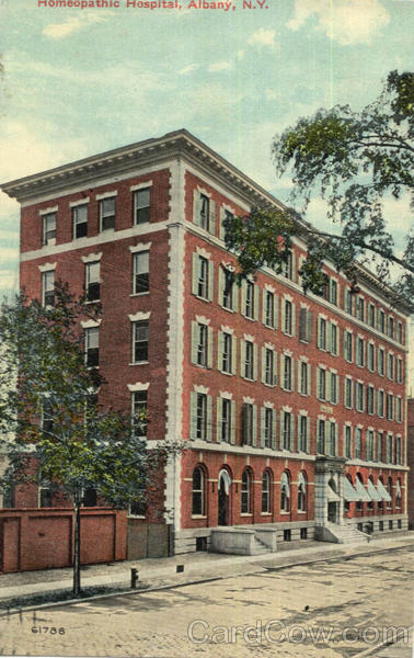 Homeopathic Hospital Albany New York