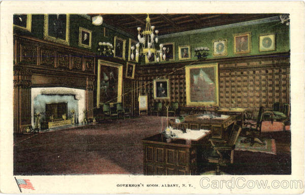Governor's Room Albany New York