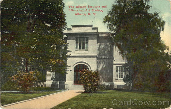 The Albany Institute And Historical Art Society New York