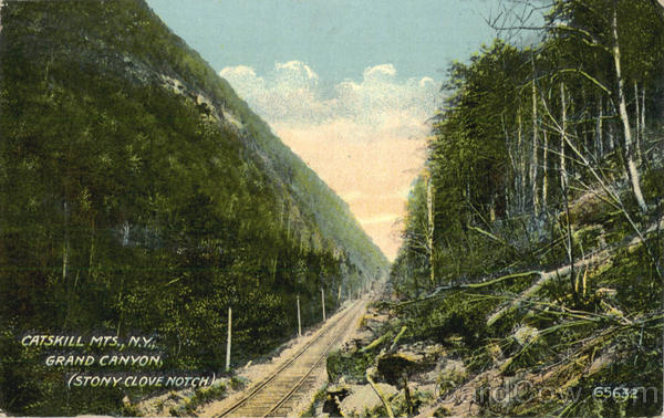 Catskill Mts, Grand Canyon Catskills New York