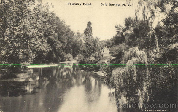 Foundry Pond Cold Spring New York