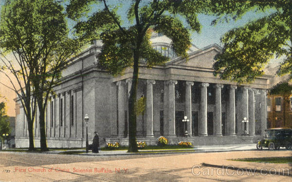 First Church Of Christ Scientist Buffalo New York