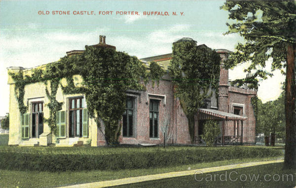 Old Stone Castle, Fort Porter Buffalo New York
