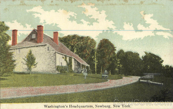 Washington's Headquarters Newburgh New York