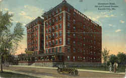 Densmore Hotel, 9th and Locust Streets