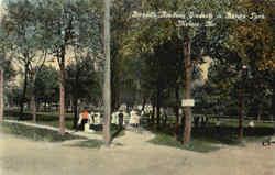 Sprawl's Academy Students In Hardin Park