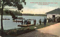 North Side Boat House, Electric park