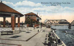 Recreation Pier And Albany Yacht Club