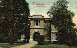 The Albany Institute And Historical And Art Society