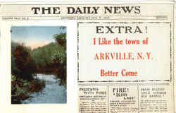 The Daily News Postcard
