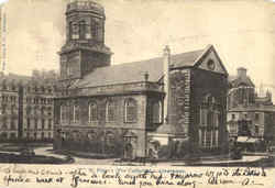 St. Peter's Pro Cathedral Postcard