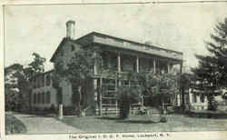 The Original I. O. O. F. Home