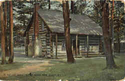 Ye Old Log Cabin