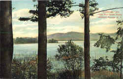 Canadarago Lake From Pine Grove House Postcard