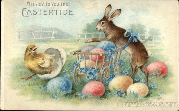 All Joy to you this Eastertide Eggs