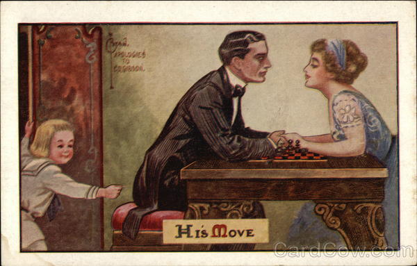His Move Romance & Love