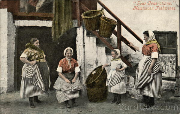 Four Generations, Newhaven Fishwives