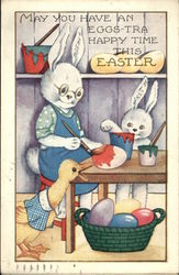 May You Have an Eggs-tra Happy Time This Easter