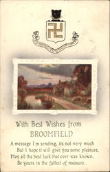 With Best Wishes from Broomfield