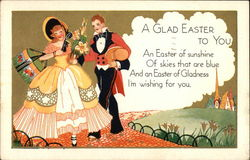 A Glad Easter to You