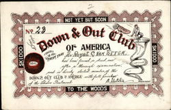 Down & Out Club of America