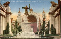 Fountain of Ceres, Court of Four Seasons