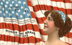 Honor the Brave 1861 - 1865