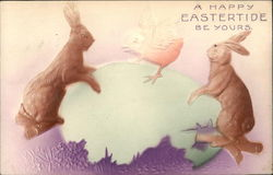 A Happy Eastertide be Yours