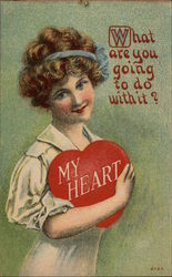 My Heart - What are you going to do with it?