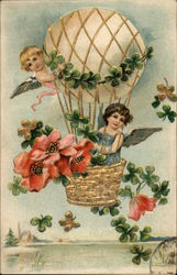 Hot Air Balloon of Flowers