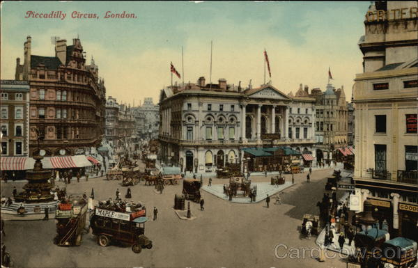 Picadilly Circus London United Kingdom
