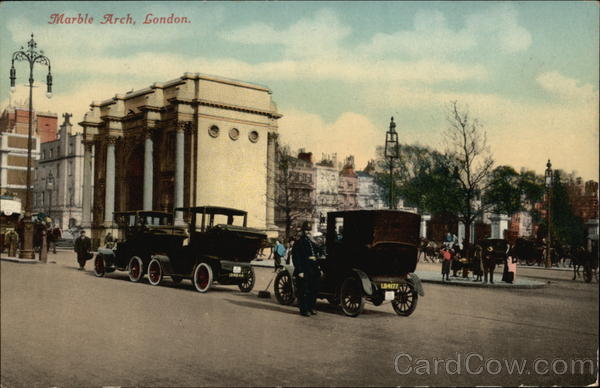 Marble Arch London England